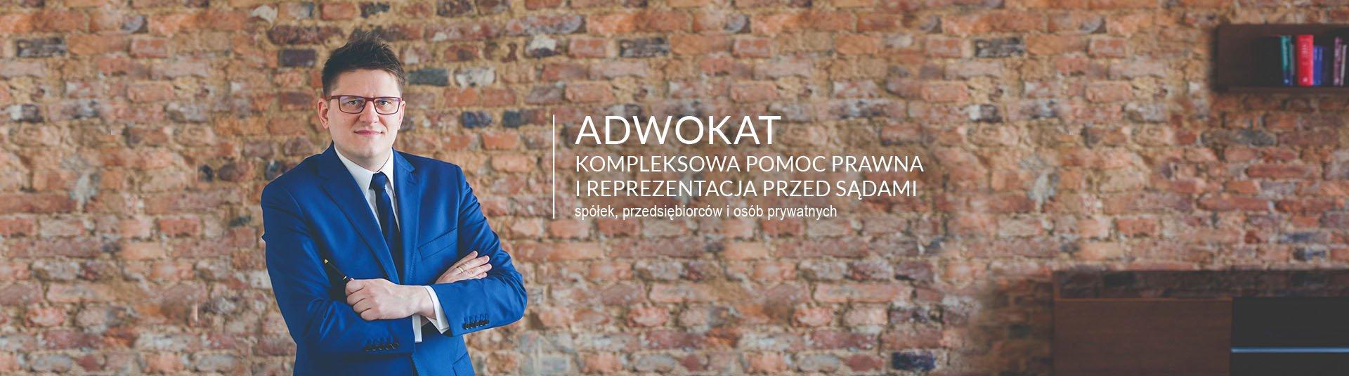 Adwokat Radosław Paulewicz