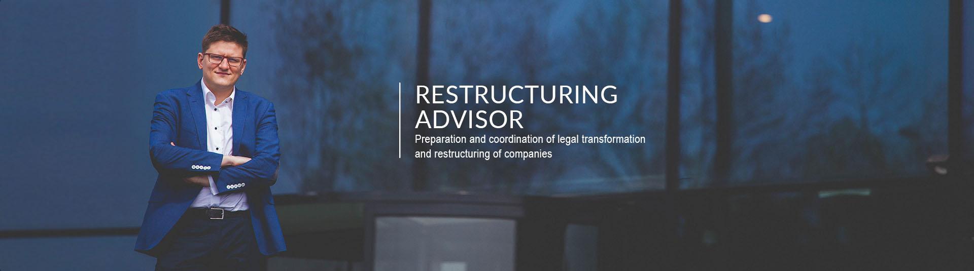Restructuring advisor